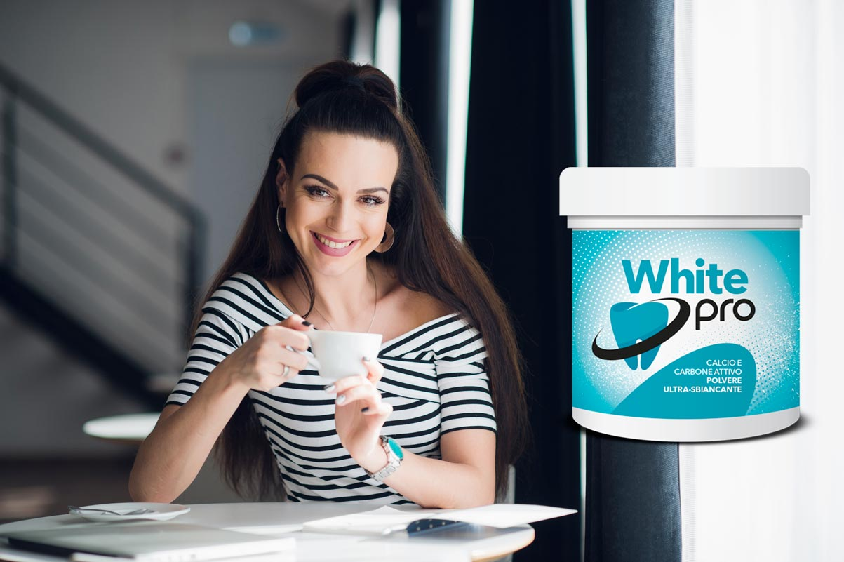 white pro sbiancante