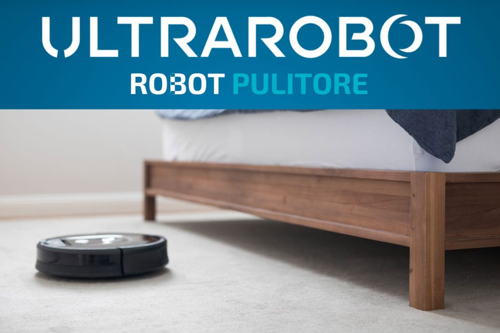ultrarobot robot aspirapolvere